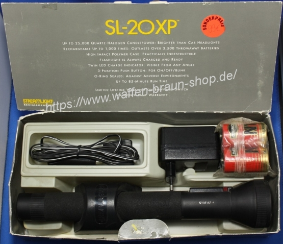 Streamlight SL-20XP