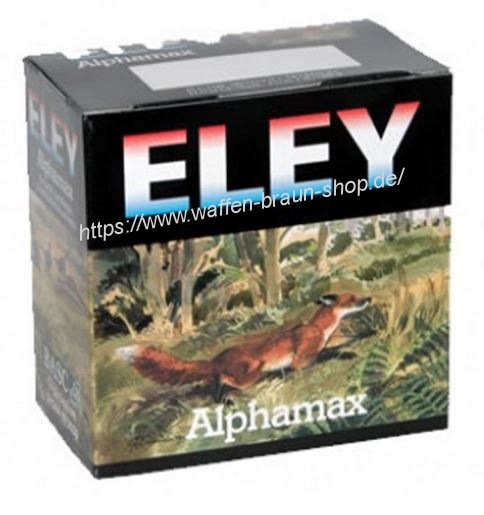 Eley Alphamax High Speed Kal. 12/70 25 Stk Nr.: 4