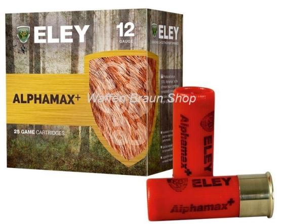Eley Alphamax  Kal. 12/70, 3,1mm Nr. 4