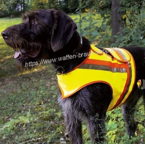Reflektorweste für Hunde, Gr. 2