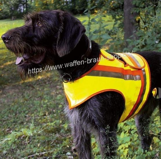 Reflektorweste für Hunde, Gr. 4