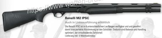 Benelli Selbstladeflinte - M2 IPSC - 12/76 / LL 61cm / MC