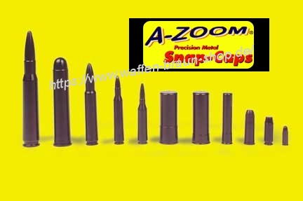 A-ZOOM 12206 EXERZIER-/PUFFER- .22LR ACTION DUMMY 12ER PACK