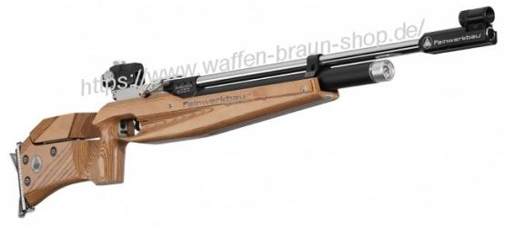 FEINWERKBAU Luftgewehr 800 Universal, Schichtholz, rechts, Kal. 4,5mm/.177