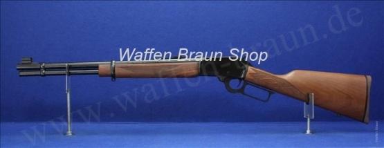 """Marlin 1894C .357 Magnum Walnut-SG Stock,Blue 10 Schussmag,SBF/Hood Sight 18,5"""""""