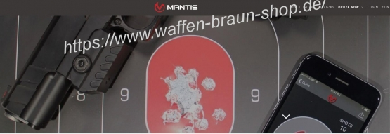 MantisX Schießtrainer https://mantisx.com