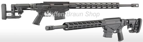 Ruger Precision Rifle .308 Win  Gen.II mit Mündungsbremse 20 Zoll