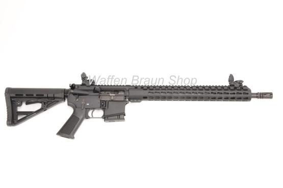 Schmeisser AR15-M5FL, 16,75Zoll, Kal.223Rem M-Lock Vorführwaffe
