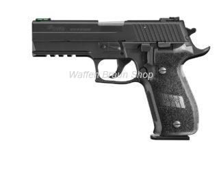 Sig Sauer P226 LDC II 9mm Luger SA/DA mitE2 Griffschalen mit Reservemagazin