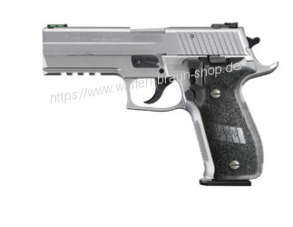 Sig Sauer P226 LDC II 9mm Luger SA/DA silver