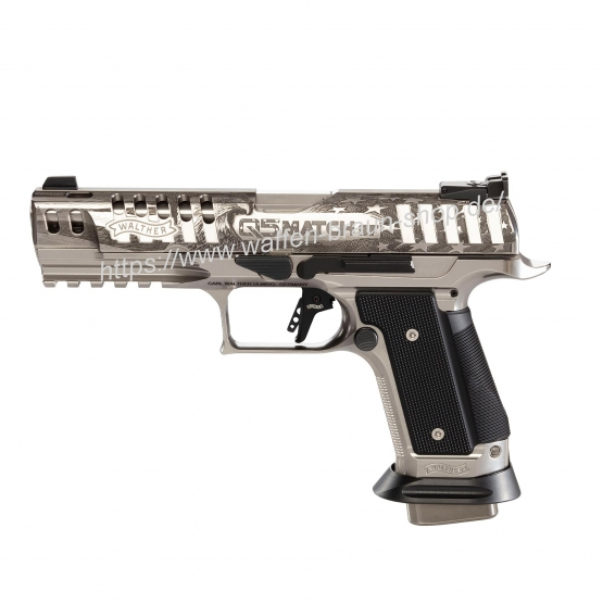 """Walther Q5 MATCH STEEL FRAME PATRIOT 5"""""""