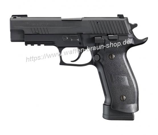 Sig Sauer P226 LDC II SA/DA SRT schwarz, Kal.9mm