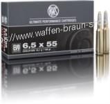 RWS 6,5x55 EVO 10,1g 20 Stück
