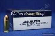 Magtech .32AUTO FMJ 71GRS A50  #32A