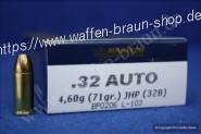 Magtech .32AUTO JHP 71GRS A50  #32B