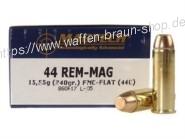 Magtech.44RM FMJ-FL 240GRS A50 #44C