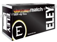 ELEY German Match .22lr 40 grain 50 Stück