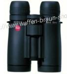 Leica Duovid (10 +15 x 50), inkl. konturförmiger Neopren-Tragriemen, Okularschutzdeckel, Nappaleder