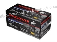 Winchester .22 lr Subsonic 42MAX 42 grain Hollow Point 50 Stück