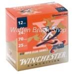 Winchester X2, 12-70, 12mm, 24g, P7.5, 2,4mm, 25 Stück