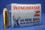 Winchester 44RemM,SUPER-X,240gr,HOLLOW SOFT PT,20Stk