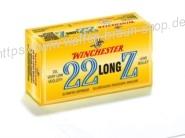 Winchester 22LR, ZIMMER, 29gr, LEAD ROUND NOSE, 50 Stück