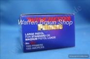 Winchester PRIMER,LARGE REGULAR PISTOL #7 100 Stk