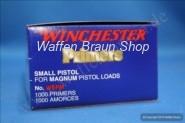 Winchester PRIMER,SMALL MAGNUM PISTOL #1-1/2 - 108,100 Stück