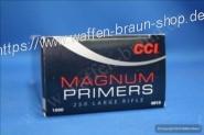 CCI 250 Zündhütchen Large Rifle Magnum 100 Stück