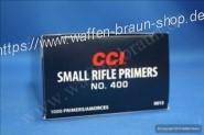 CCI 400 Zündhütchen Small Rifle 100 Stück