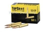 TopShot Comp. 6,5x55 HPBT 130grs. 50 St.