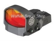 SIG ROMEO1 Mikro-Reflexvisier m. Picantinny-Mont.