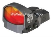 SIG ROMEO1 Mikro-Reflexvisier m. Adapter-Paket