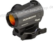 SIG ROMEO4H Red Dot Ballistic Circle Dot (Mikro-Reflexvisier)