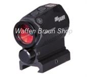 SIG ROMEO5 X Red Dot 65 MOA Circle (Rotpunktvisier)