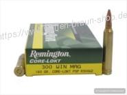 Rem. .300 Win Mag 180 grs. PTD SP Core-Lokt#R300W2 a 20 Stück