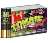 Hornady Zombiloads  12/70  GA -00 Buck Z-Max 10 Stück