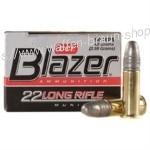 CCI 0021 .22LR 40GR SOLID Blazer  50 Stück