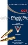 CCI 0055 .17 HMR 20 grain FMJ 50 Stück