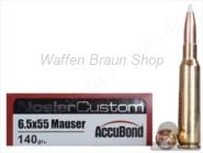 Nosler 60022 6,5x55 AccuBond 140 grain 20 Stk