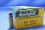Remington .45 Colt LSWC 225 grain 50 STK#R45C1
