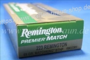 Remington .223 BTHP 69 grain 20 Stk #RM223R1