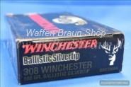 Winchester308Win,SUPREME,168gr,BALLSILTIP,20