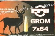Privi Partizan PPU 7x64 GROM 10,2g 20 Stück