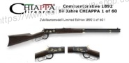 """Chiappa Commemorative 1892 60 Jahre 1 of 60 .45 Long Colt 24"""""""
