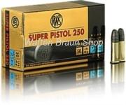 RWS .22 l.r. SUPER-PISTOL 250 50 Stück