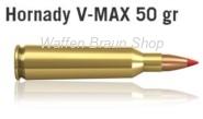NORMA .22-250 REM V-MAX 3,2G 50GR 20 Stück