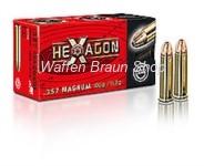 GECO PATR .357 MAG HEXAGON 180 grain 50 STK