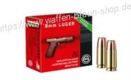 Geco 9mm Luger HSP KL 8,0g/124grain 20 Stück