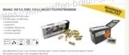 9mm Luger Swiss VM 8,0g 1500 Schuss inklusive Metallkiste